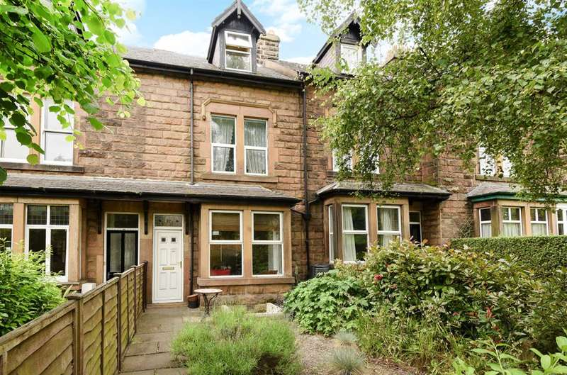 4 Bedrooms Terraced House for sale in Eastville Terrace, Harrogate, HG1 3HJ