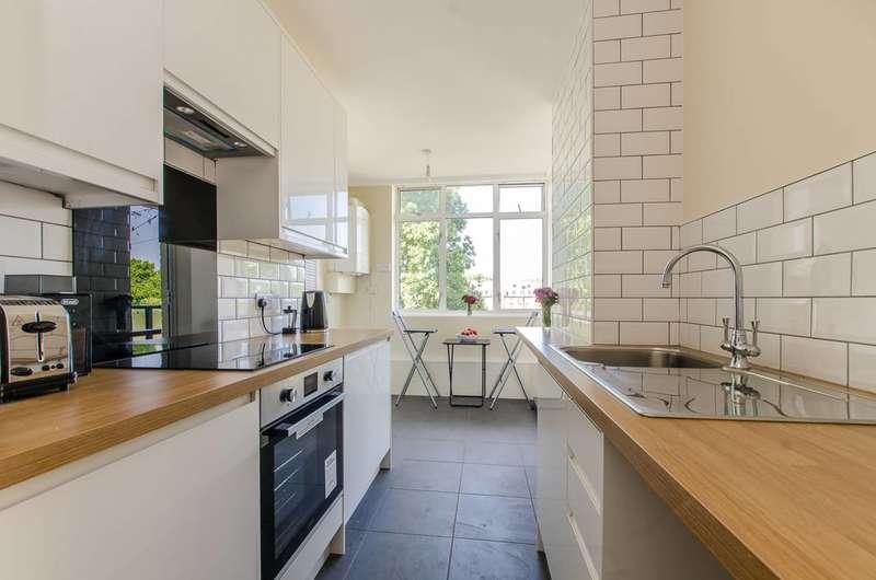 2 Bedrooms Flat for sale in White Horse Lane, Stepney, E1