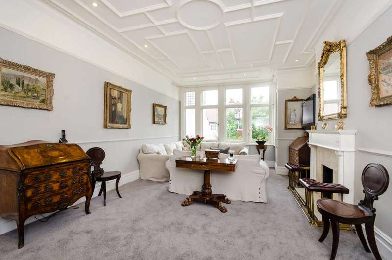 6 Bedrooms Semi Detached House for sale in Mount Ephraim Lane, Streatham, SW16
