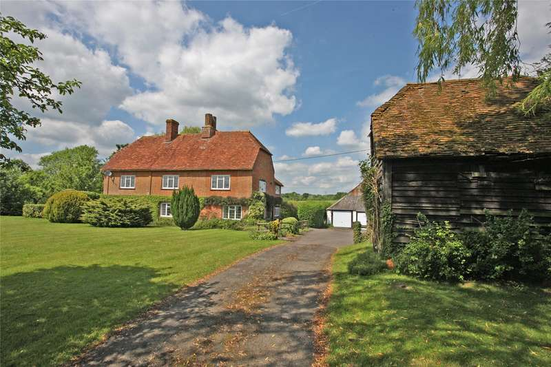 4 Bedrooms Detached House for sale in Hillside, Odiham, Hook, Hampshire, RG29