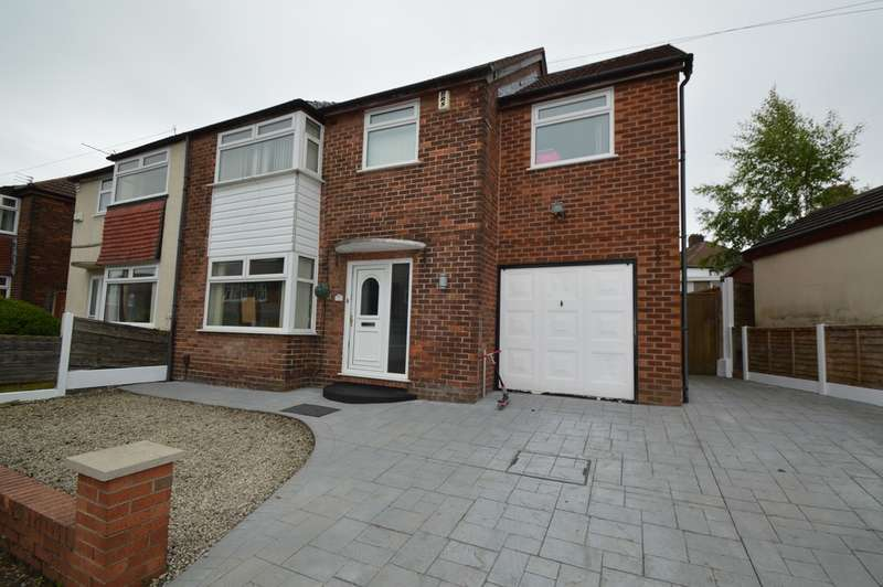 4 Bedrooms Semi Detached House for sale in Southgate Road, Sunny Bank, BURY, BL9