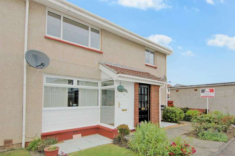 2 Bedrooms Apartment Flat for sale in Greycraigs, Cairneyhill