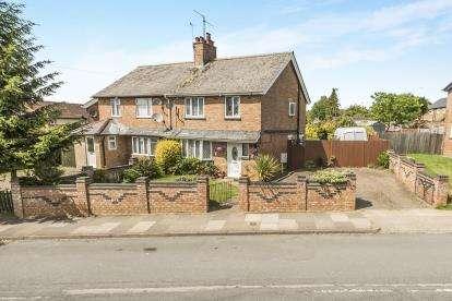 3 Bedrooms Semi Detached House for sale in Haycroft Road, Stevenage, Hertfordshire, United Kingdom
