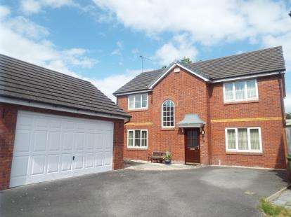 5 Bedrooms Detached House for sale in Trem Y Dyffryn, Trefnant, Denbigh, Denbighshire, LL16