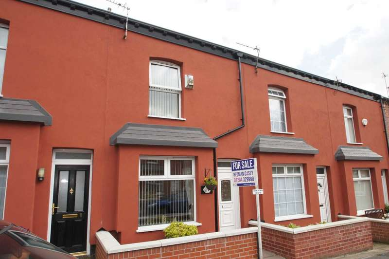 2 Bedrooms Terraced House for sale in Watts Street, Horwich