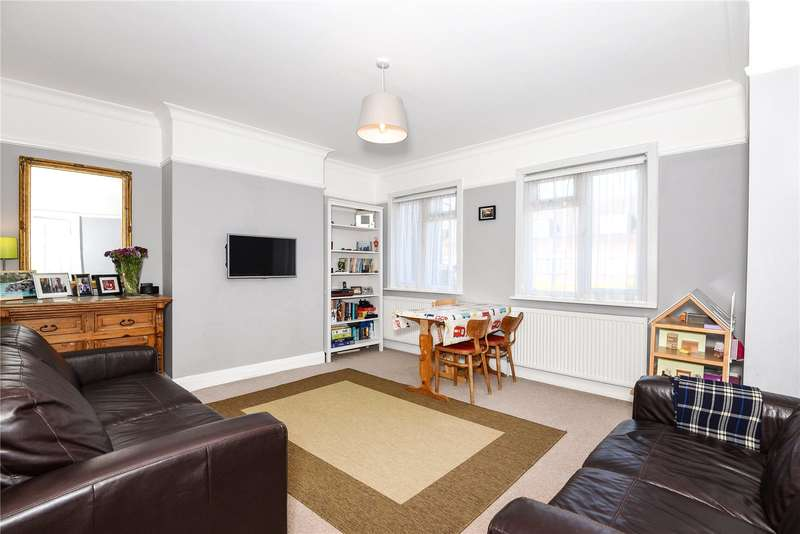 2 Bedrooms Apartment Flat for sale in Victoria Road, Ruislip Manor, Middlesex, HA4