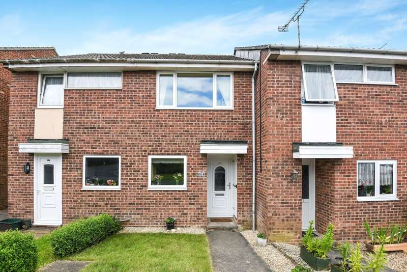 2 Bedrooms Terraced House for sale in Lower Fairmead Road, Yeovil