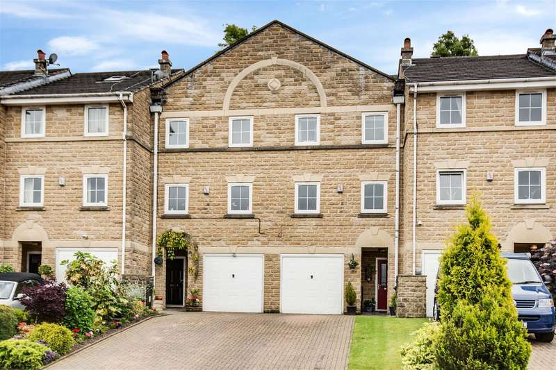 3 Bedrooms Mews House for sale in Durnlaw Close, Littleborough, OL15 0BD