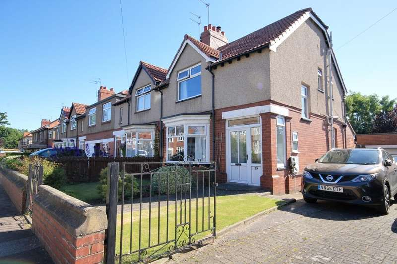 2 Bedrooms Semi Detached House for sale in Eardulph Avenue, Chester Le Street, DH3