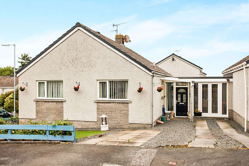 2 Bedrooms Detached Bungalow for sale in Drumsleet Avenue, Cargenbridge, Dumfries, DG2