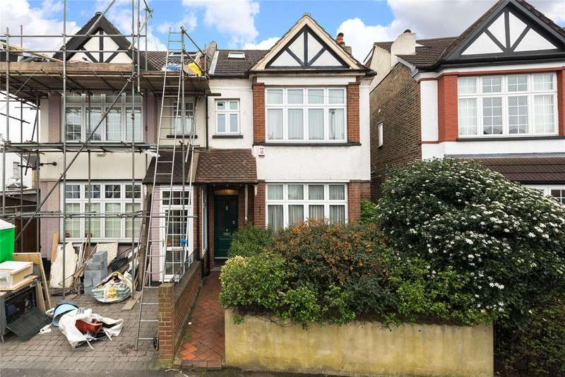 4 Bedrooms Semi Detached House for sale in Godson Road, Croydon