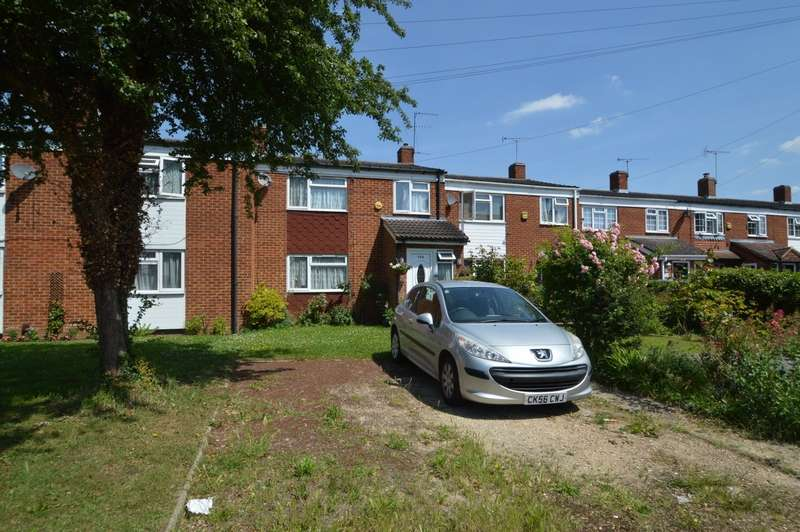 3 Bedrooms Terraced House for sale in Minster Way, Langley, SL3