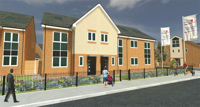3 Bedrooms Town House for sale in Woodvale, Westhougton, Bolton, Lancashire