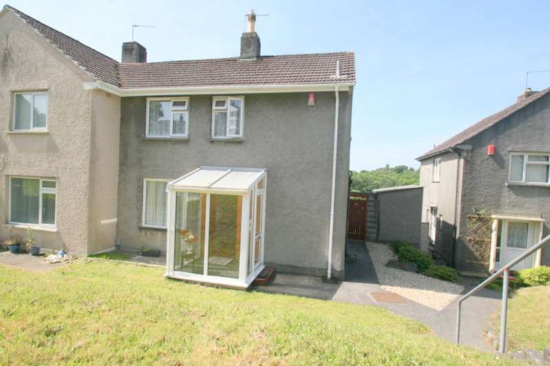 2 Bedrooms Semi Detached House for sale in Derby Road, Plymouth