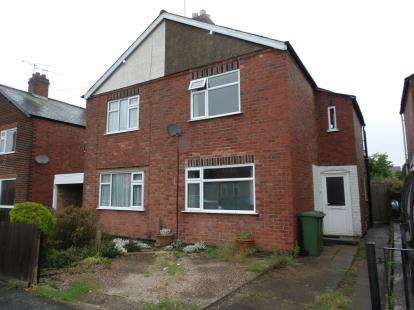 2 Bedrooms Semi Detached House for sale in Braunstone Close, Leicester