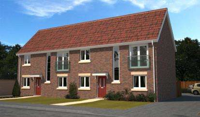 3 Bedrooms End Of Terrace House for sale in Lumley Fields, Skegness, Lincolnshire
