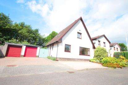 4 Bedrooms Detached House for sale in Wemyss Court, Glenrothes