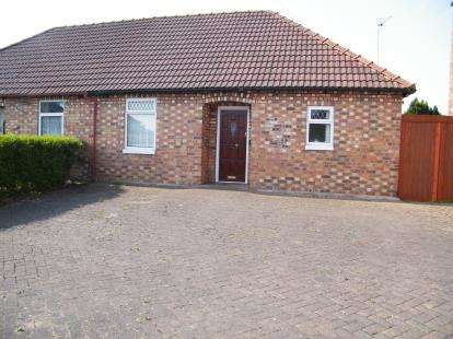 2 Bedrooms Bungalow for sale in Holland Street, Crewe, Cheshire