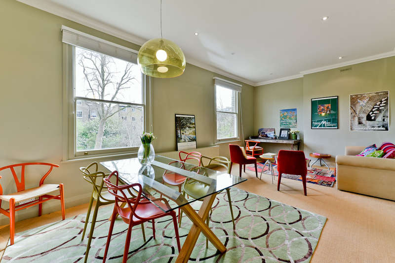 2 Bedrooms Flat for sale in Highbury Hill, N5 1HH