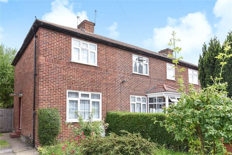2 Bedrooms End Of Terrace House for sale in Dalston Gardens, Stanmore, Middlesex, HA7