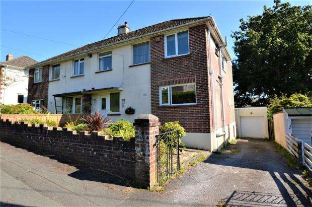 4 Bedrooms Semi Detached House for sale in Torridge Road, Plymouth, Devon