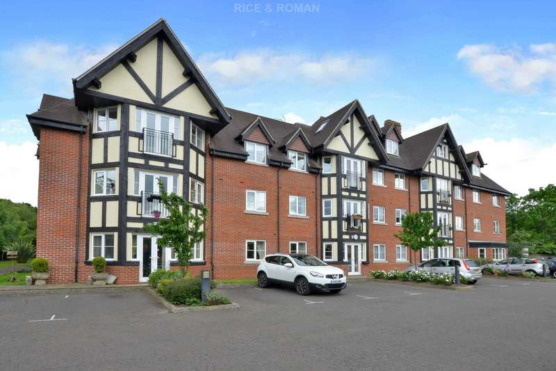 2 Bedrooms Retirement Property for sale in Hinchley Manor, Hinchley Wood