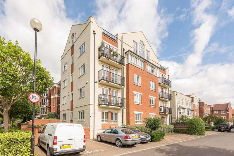 2 Bedrooms Flat for sale in Corney Reach, Corney Reach, W4