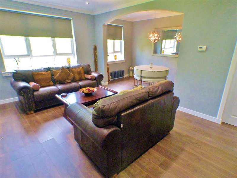 2 Bedrooms Apartment Flat for sale in Ormonde Court, Netherlee, Flat 2/1, GLASGOW