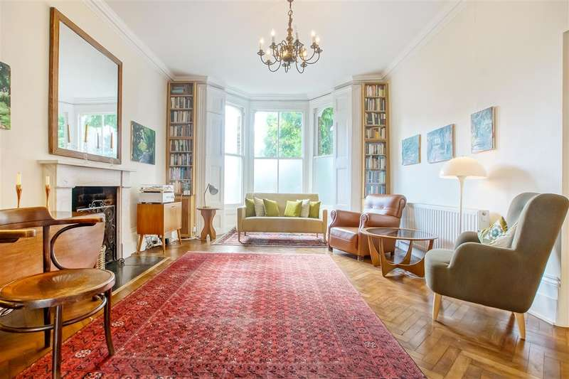 2 Bedrooms Apartment Flat for sale in Lady Margaret Road, London