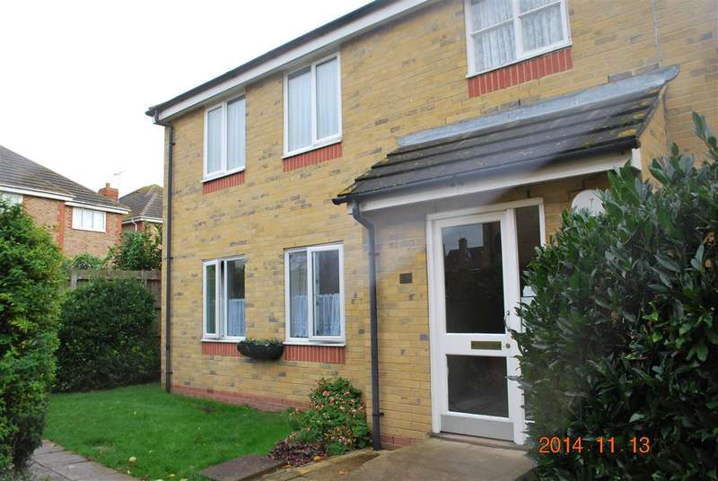 1 Bedroom Apartment Flat for sale in Nursery Gardens, Butt Haw Close, HOO ST WERBURGH