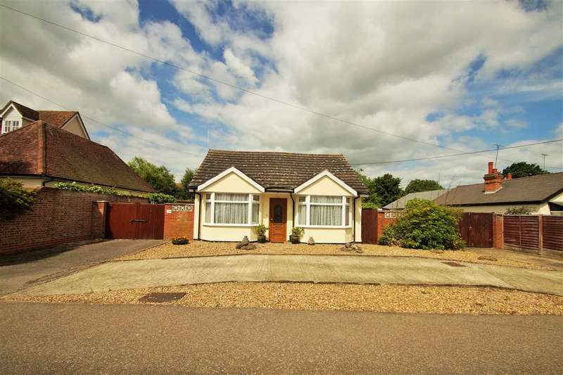 4 Bedrooms Bungalow for sale in North Lane, Marks Tey, Colchester