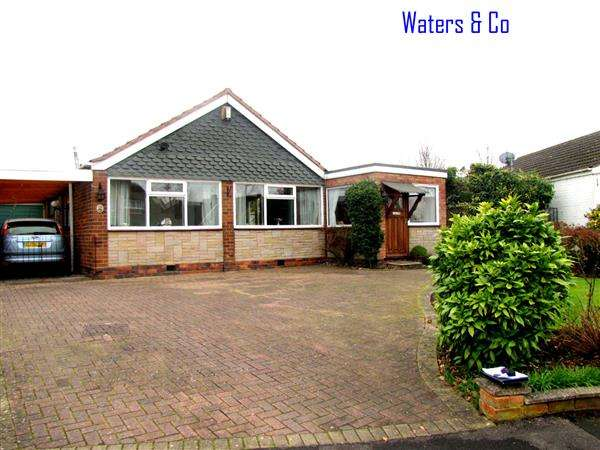 3 Bedrooms Bungalow for sale in Green Lane, Coleshill