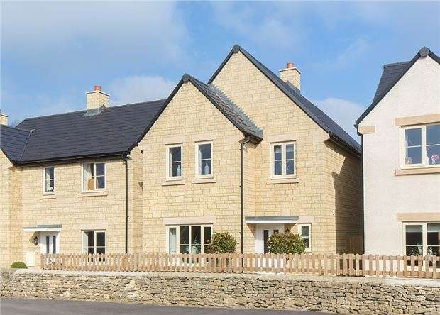 4 Bedrooms Detached House for sale in OPEN EVENT - THE PADDOCKS