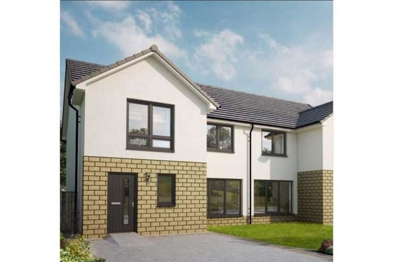 3 Bedrooms Semi Detached House for sale in Calder Park Road, Mid Calder, EH54