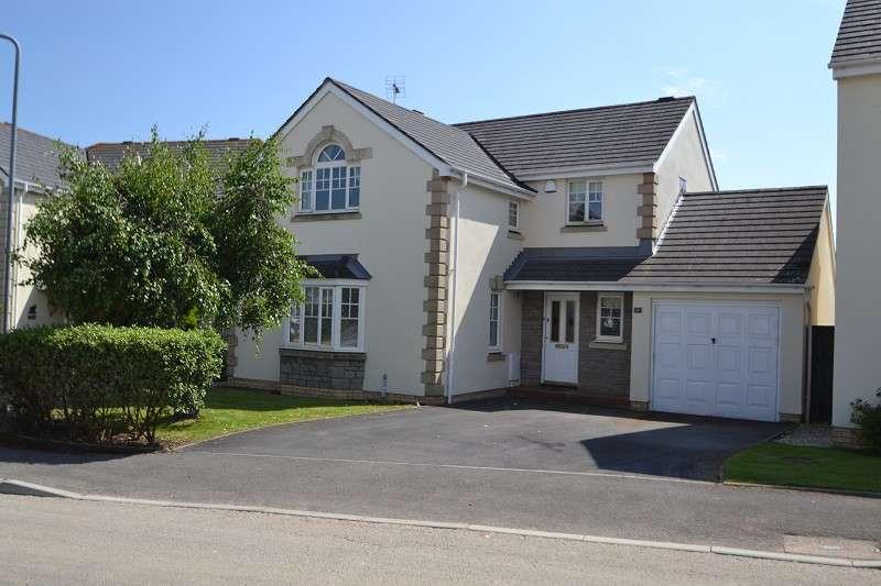 4 Bedrooms Detached House for rent in Badgers Brook Rise, Ystradowen, Cowbridge, The Vale Of Glamorgan. CF71 7TW