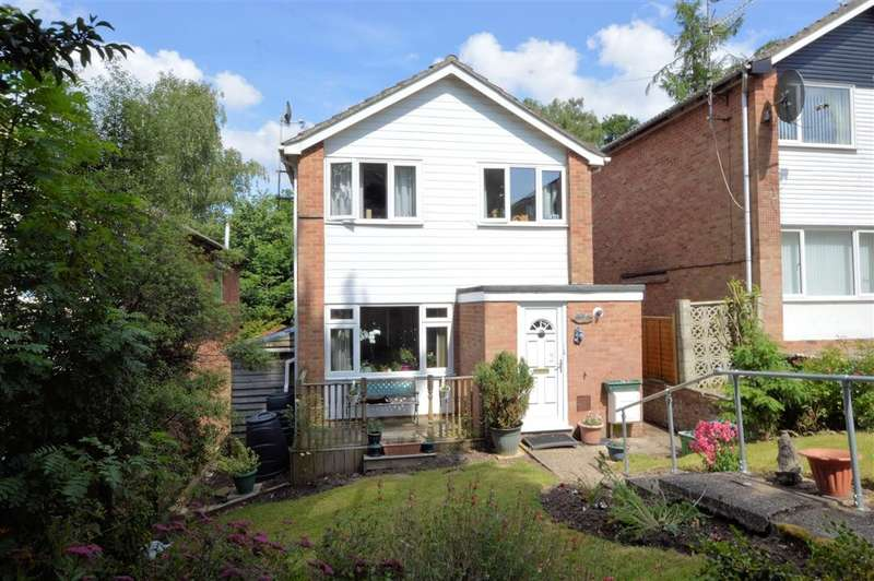 3 Bedrooms Detached House for sale in Sandbrooke Walk, Burghfield Common, Reading, RG7