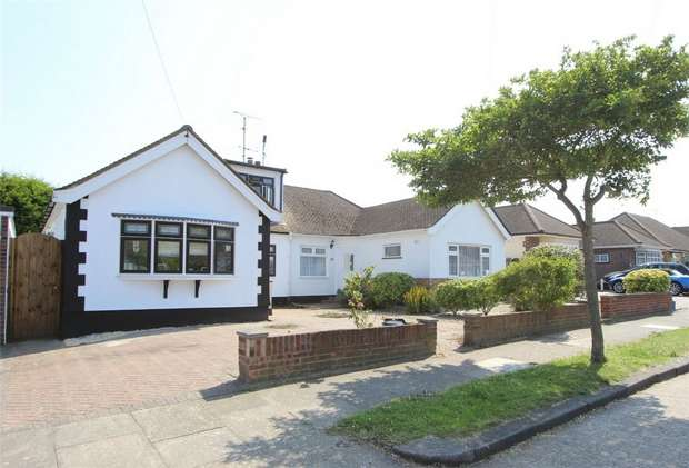 4 Bedrooms Semi Detached Bungalow for sale in The Ryde, LEIGH-ON-SEA, Essex