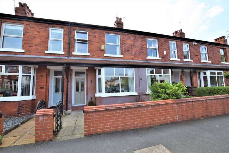 3 Bedrooms Terraced House for sale in Oak Avenue, Cheadle Hulme