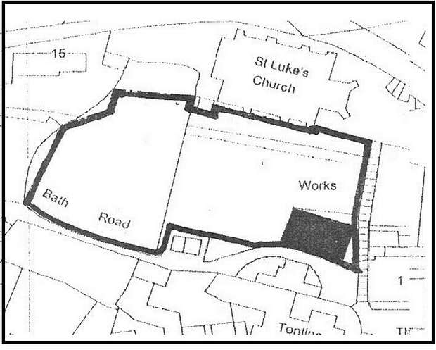 7 Bedrooms Land Commercial for sale in Bath Road, Ironbridge, Shropshire