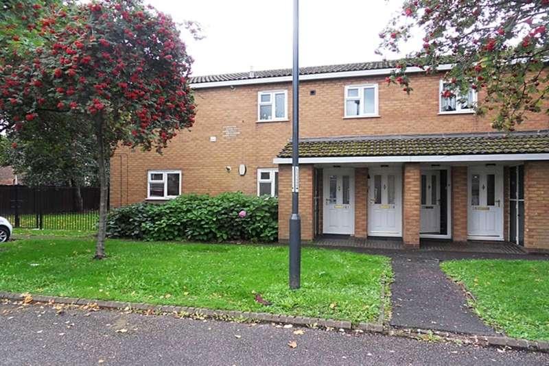 2 Bedrooms Maisonette Flat for sale in Yates Street, Derby
