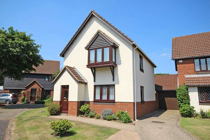 2 Bedrooms Detached House for sale in Fernglade, New Milton