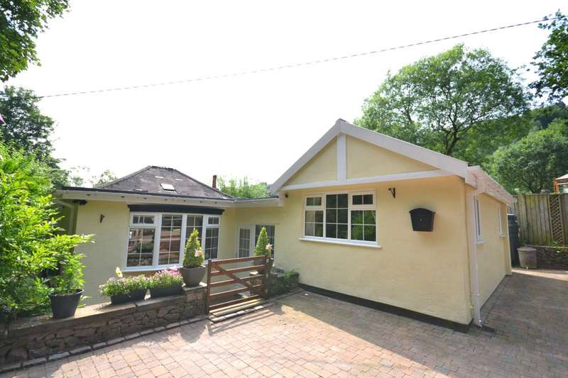 4 Bedrooms Detached Bungalow for sale in Reacliffe Road, Rudyard, Leek