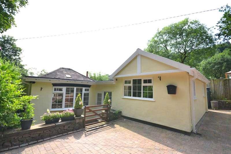 4 Bedrooms Detached Bungalow for sale in Reacliffe Road, Rudyard, Leek