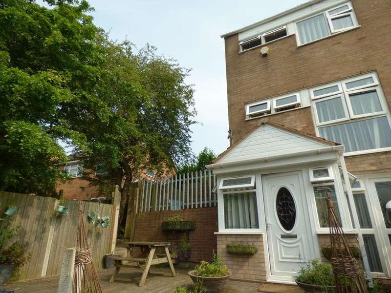 3 Bedrooms End Of Terrace House for sale in Little Park, Quinton, Birmingham, B32 1RA