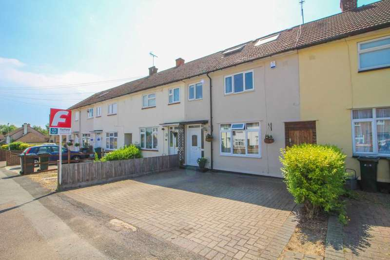 3 Bedrooms Terraced House for sale in Ellesborough Close, South Oxhey