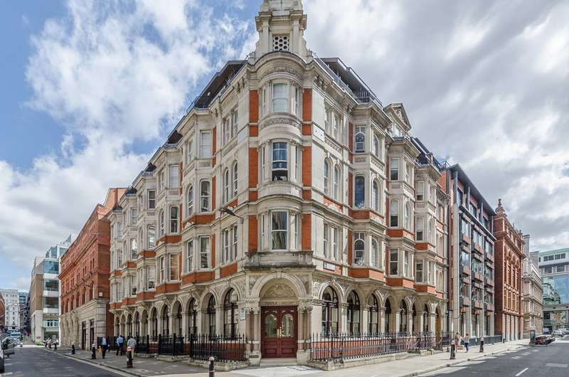 2 Bedrooms Flat for sale in Temple Avenue, City, EC4Y