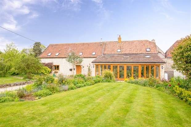 4 Bedrooms House for sale in Fosters Lane, South Barrow, Somerset
