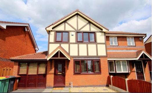 4 Bedrooms Semi Detached House for sale in Dovedale Close, Ingol, Preston, PR2
