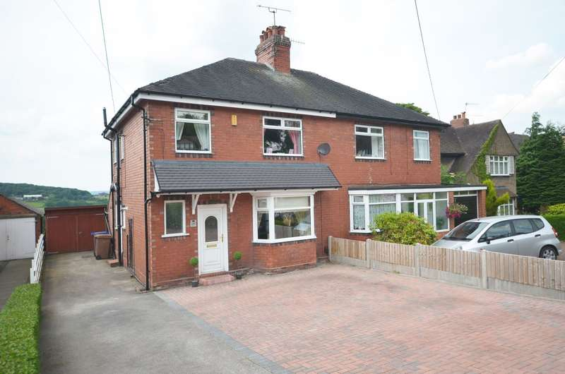 3 Bedrooms Semi Detached House for sale in ****NEW**** Lightwood Road, Lightwood, ST3 7HE