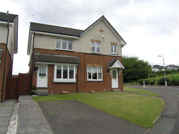 2 Bedrooms Semi Detached House for sale in Fraser Street, Cambuslang, Glasgow